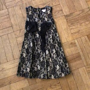 Other - Lace and ribbon girls dress